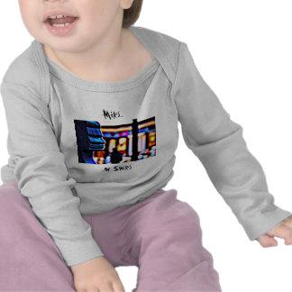 Miles of Smiles - Paris Tee Shirt