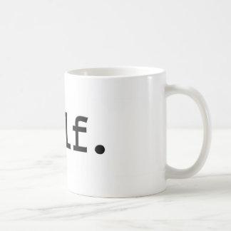 milf. coffee mug
