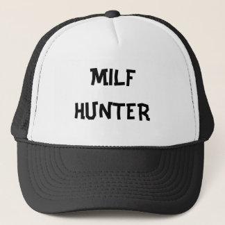 MILF HUNTER TRUCKER HAT