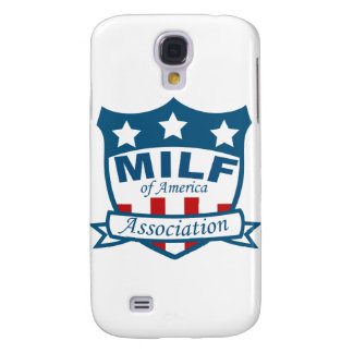 Milf Of America Association Samsung Galaxy S4 Cases