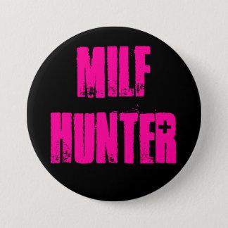 MILFHUNTER 7.5 CM ROUND BADGE