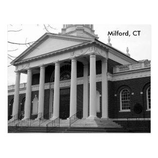 Milford, CT Postcard