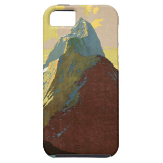 Milford Sound New Zealand Mountain iPhone 5/5S Cases