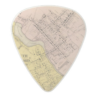 Milford, South Milford Acetal Guitar Pick