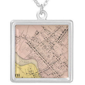 Milford, South Milford Silver Plated Necklace