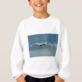 Military aircraft sweatshirt