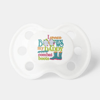 Military baby baby pacifier