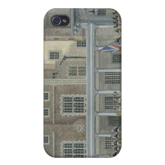 Military Band at St. James' Palace, late 18th cent iPhone 4 Case