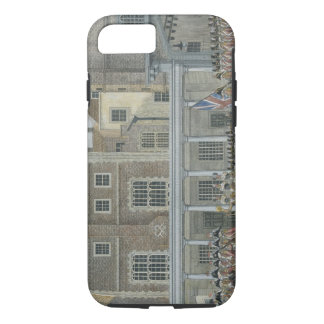 Military Band at St. James' Palace, late 18th cent iPhone 8/7 Case