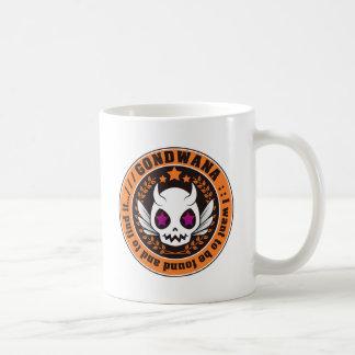 "Military based dokuromaku ""GONDWANA"" Coffee Mugs"