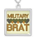 Military Brat Necklaces