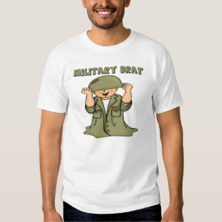 Military Brat T-shirts