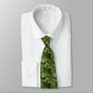Military Camo 2 Tie