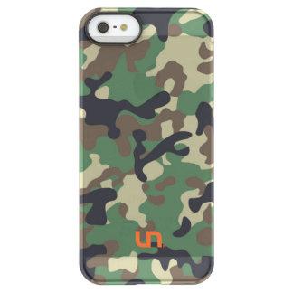 Military Camo Uncommon Permafrost® Deflector iPhone 5 Case