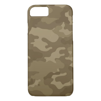 Military Camo Pattern iPhone 8/7 Case