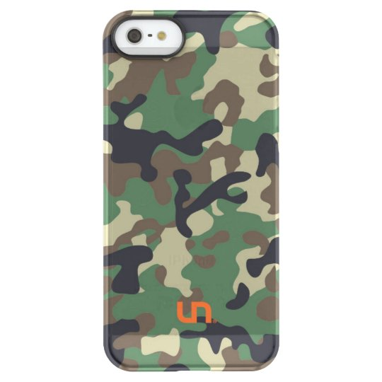 Military Camo Permafrost® iPhone SE/5/5s Case