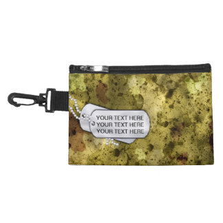 Military Camouflage Accessory Bags