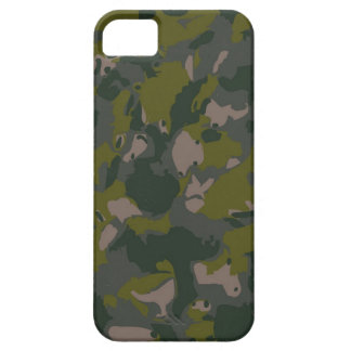 Military camouflage for army soldier Vietnam style Case For The iPhone 5