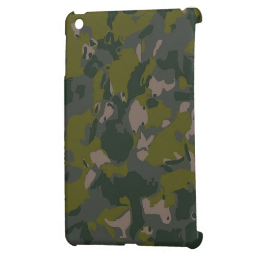 Military camouflage for army soldier Vietnam style Case For The iPad Mini