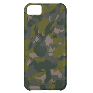 Military camouflage for army soldier Vietnam style iPhone 5C Case