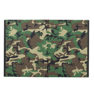Military Camouflage iPad Air Cover