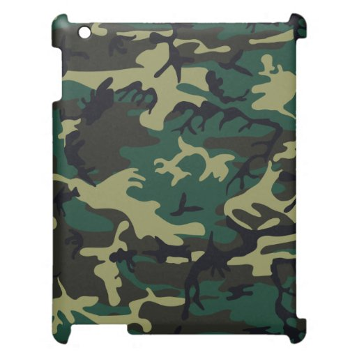 Military Camouflage Cover For The iPad 2 3 4