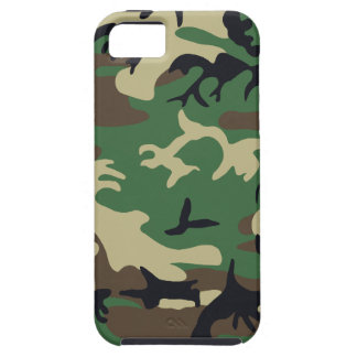 Military Camouflage iPhone 5 Case