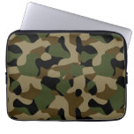 Military Camouflage Laptop Computer Sleeves