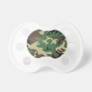 Military Camouflage Pacifiers