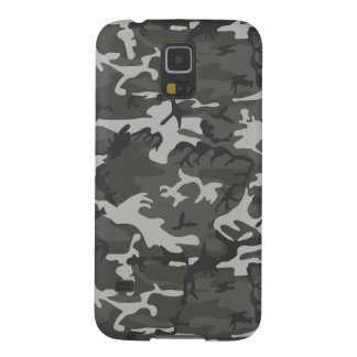 Military Camouflage Pattern, Urban Style Case For Galaxy S5