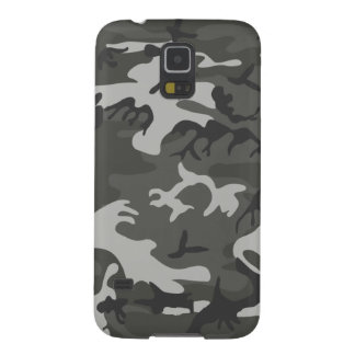 Military Camouflage Pattern, Urban Style, Larger Cases For Galaxy S5
