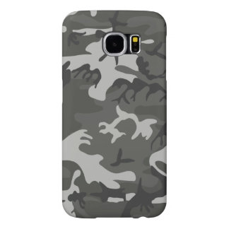 Military Camouflage Pattern, Urban Style, Larger Samsung Galaxy S6 Cases