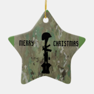 Military Christmas Ornament