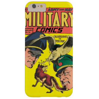 Military Comics #16 Cover Art Barely There iPhone 6 Plus Case