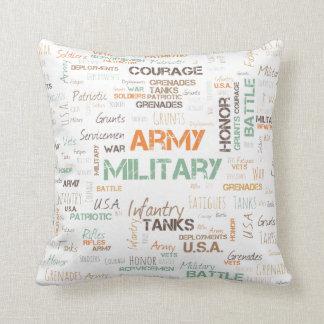 Military Cushion