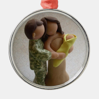 Military Family Ornament