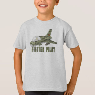Military Fighter Plane T-Shirt