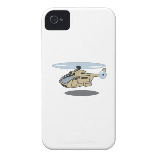 MILITARY HELICOPTER iPhone 4 CASE
