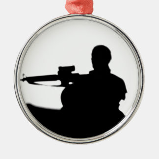 Military Infantry Christmas Tree Ornaments