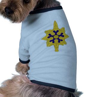 Military Intelligence Insignia Pet Clothing
