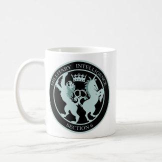 Military Intelligence section 6 Basic White Mug