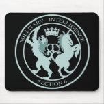 Military Intelligence Section 6 Mauspads