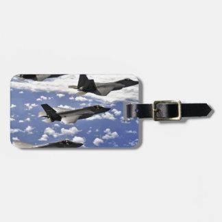 Military jest bag tag