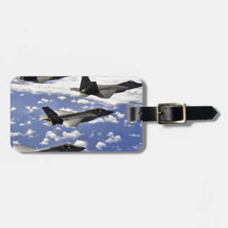Military jest luggage tag