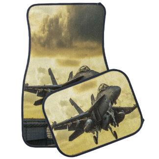 Military Jet Car Floor Mats