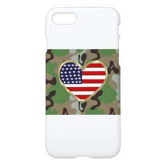 Military Love iPhone 8/7 Case