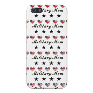 Military Mom iPhone 5/5S Case