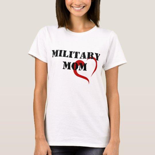 Military Mum T-Shirt