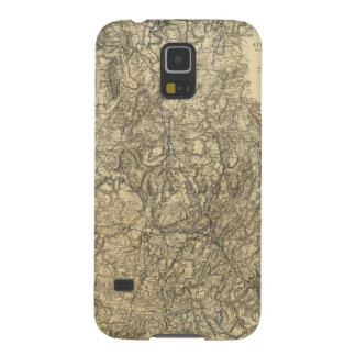 Military Operations of the Atlanta Campaign 2 Galaxy S5 Covers