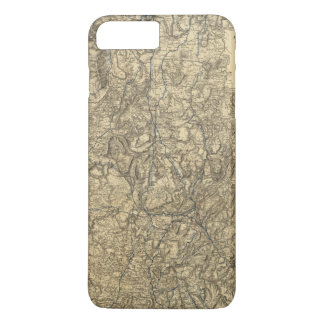 Military Operations of the Atlanta Campaign 2 iPhone 8 Plus/7 Plus Case